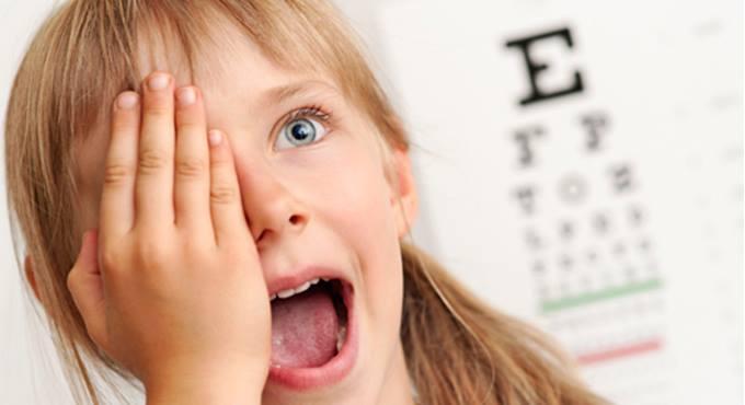 ελεγχος ορασης