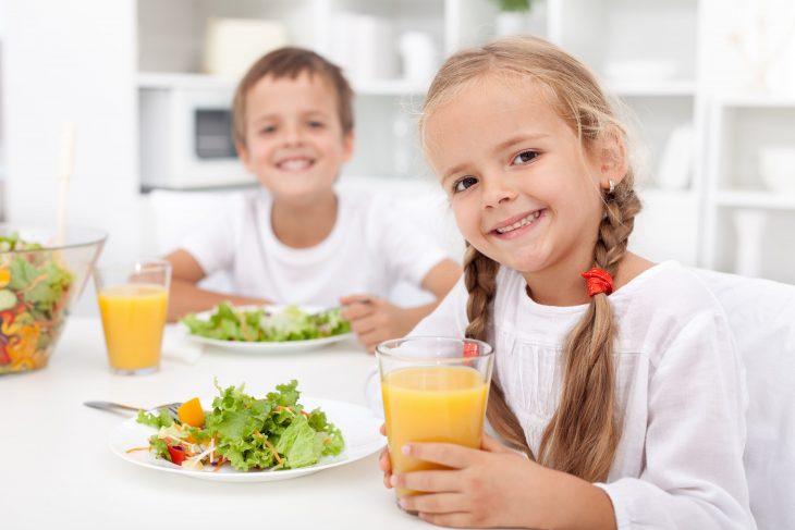 παιδιά-διατροφη